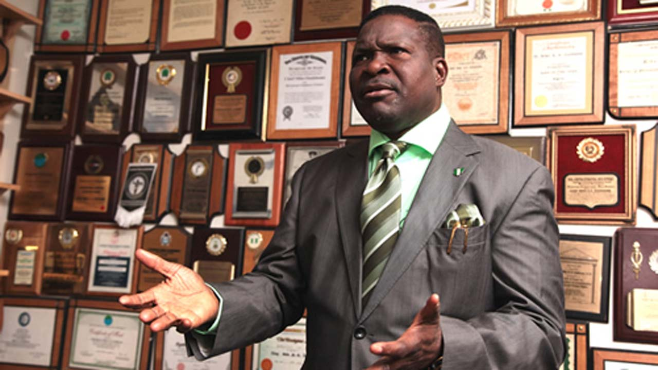 Ozekhome blames goverment for worsening corruption, insecurity (Guardian)