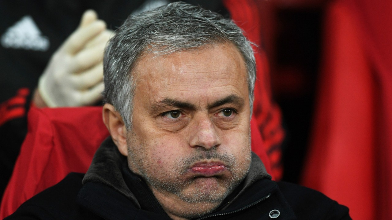 Jose Mourinho Has Been Sacked By Man Utd
