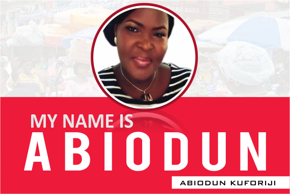 Thank God I am not a man - Abiodun Kuforiji-Nkwocha
