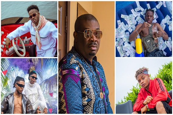 1st Look: Don Jazzy's Mavins All-Star set it off with 'All is in order'
