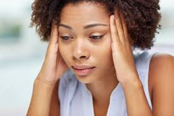 Causes of headache after crying