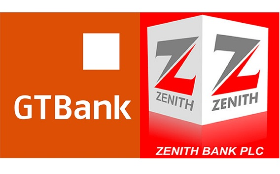 Bank Wars: GTB, Zenith top half-year performance table - 1st