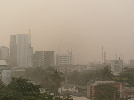 Expert says increasing climate change led to prolonged harmattan