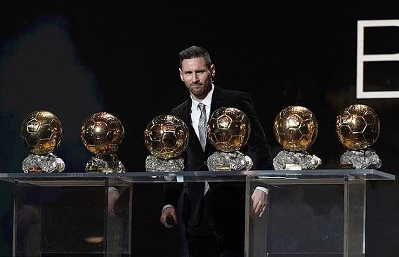Messi admits Ronaldo Ballon d'Or success 'hurts' him