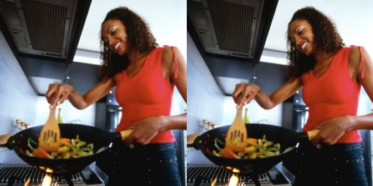 Nigerians: What do you mean you can't cook? - Viola Okolie