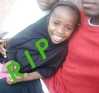 7-year-old girl butchered for rituals in Plateau state (Photos)