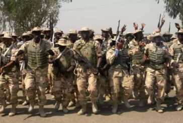 Troops eliminate scores of bandits in Kaduna