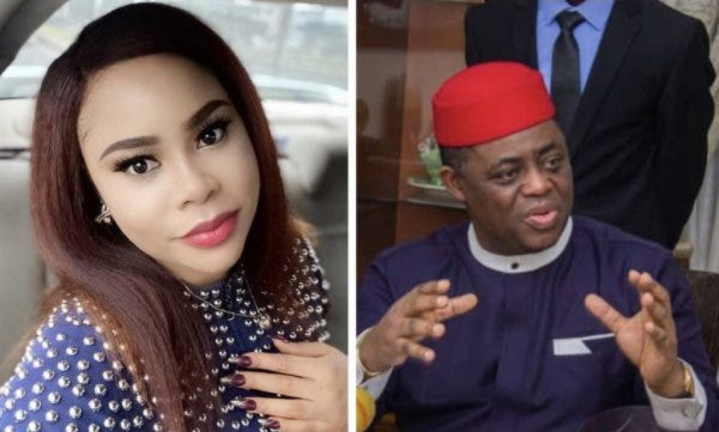 No, Fani-Kayode didn't 'caught' her sleeping with another man! - Peju Akande