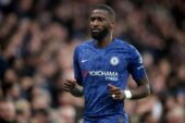 Antonio Rudiger, Chelsea player stands with #EndSARS protesters following Lekki massacre