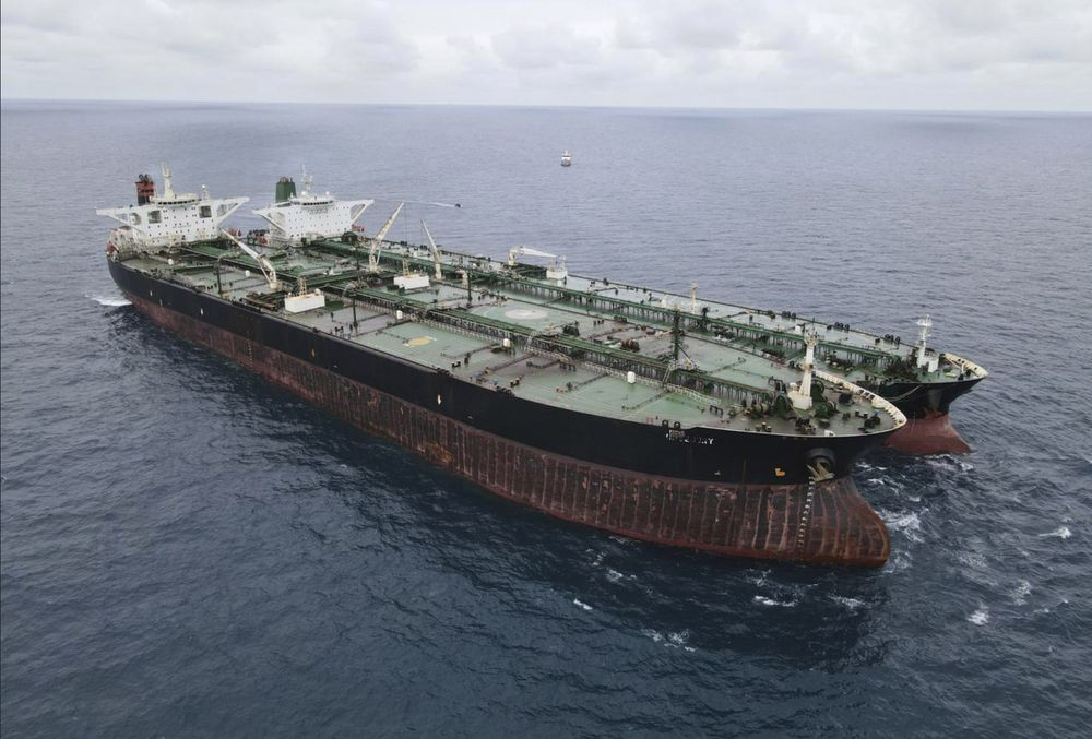 Indonesia says it has seized Iranian, Panamanian tankers