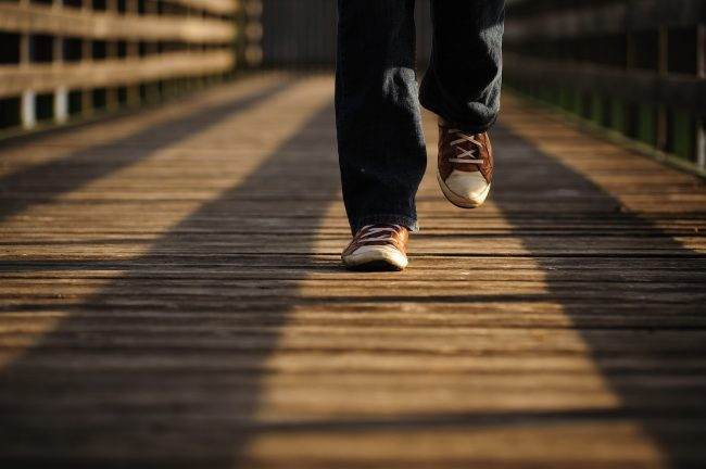 Walking vs walking meditation: Are they the same?