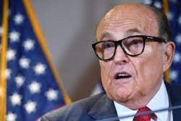 Giuliani's law license suspended over false Trump election claims