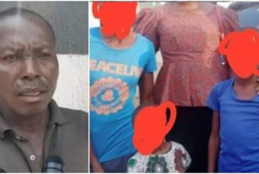 48-year-old man arrested for defiling his three daughters