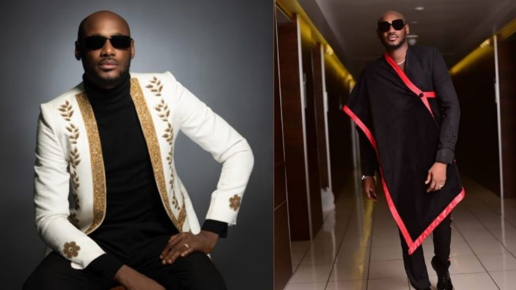 Tuface reacts as girl claims to be his daughter from a woman he impregnated in Enugu